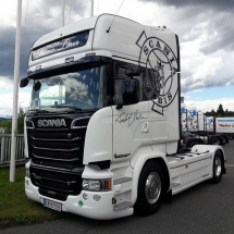 Christian Trabaß Transporte Scania V8 Crown Edition 6