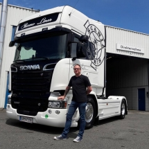 Christian Trabaß Transporte Scania V8 Crown Edition 1